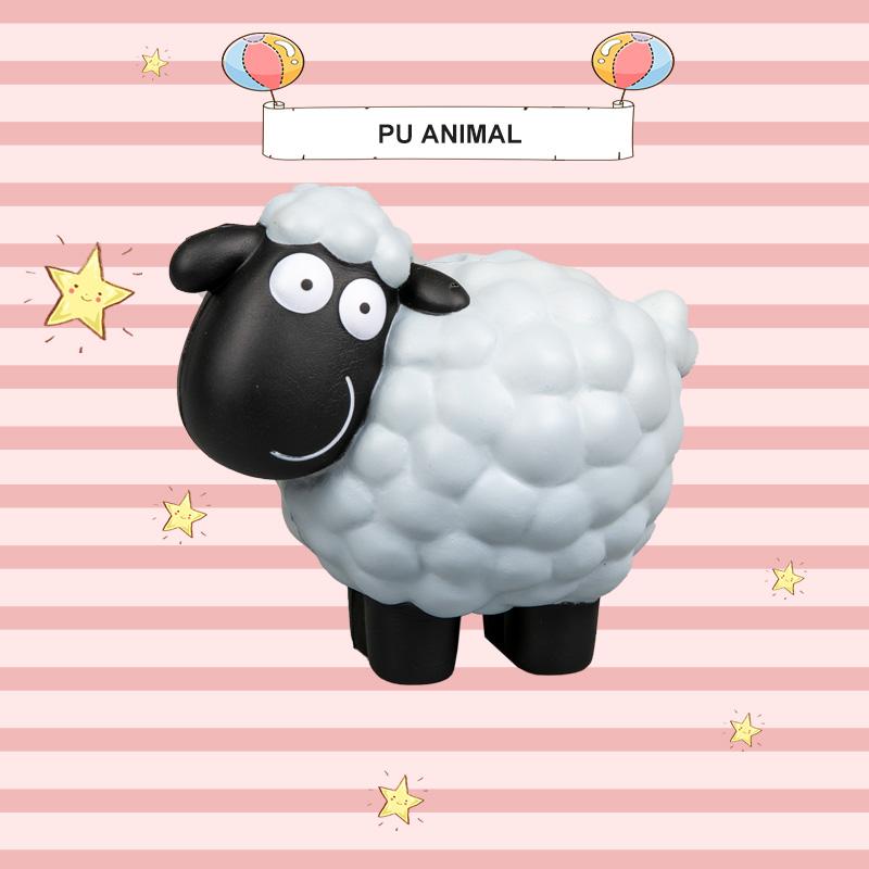 PU 动物玩具-羊驼系列