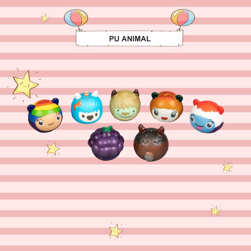 PU 动物玩具-卡通系列