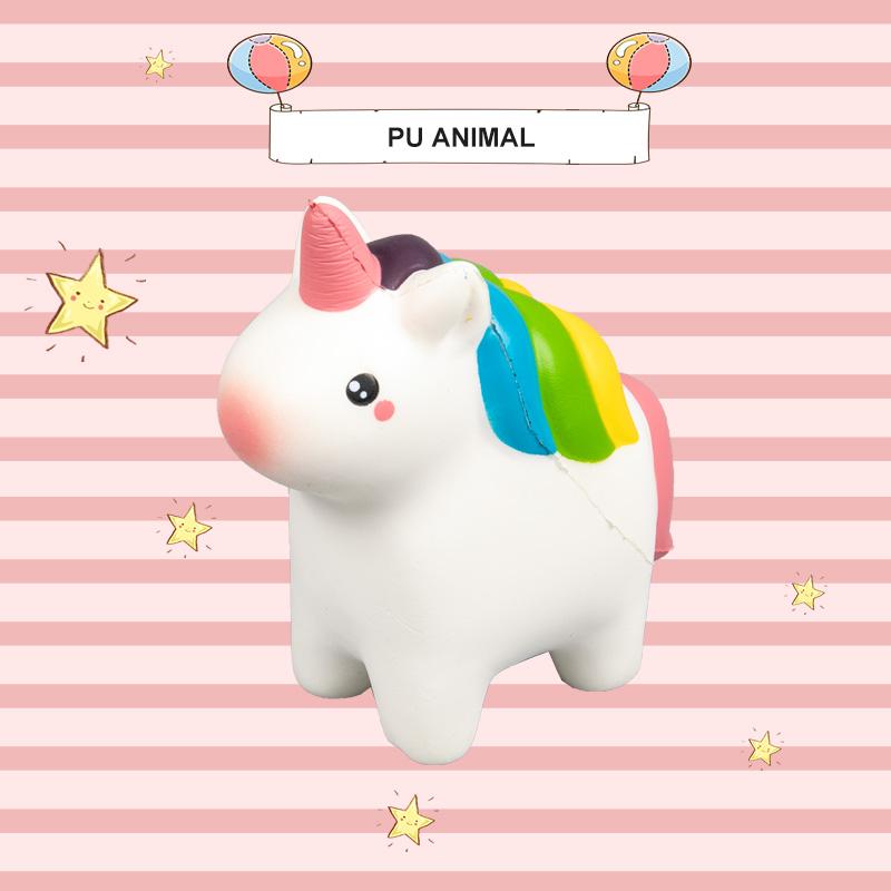PU 动物玩具-独角兽系列