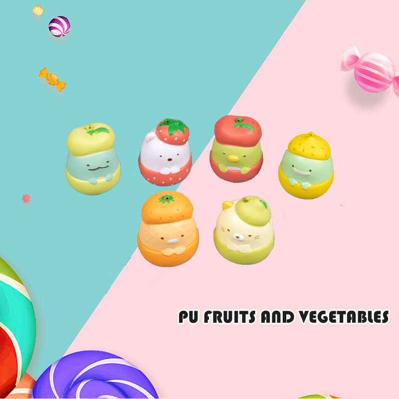 PU 水果和蔬菜-水果娃娃