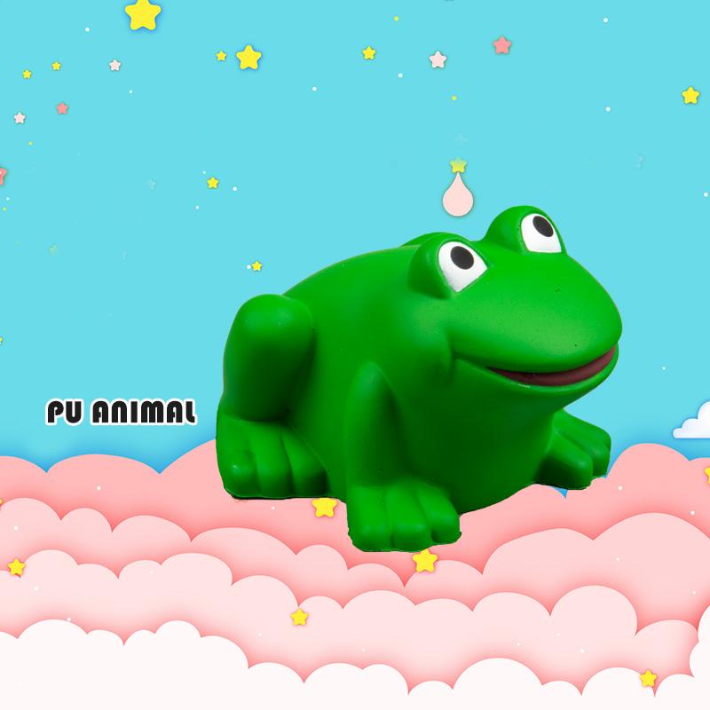 PU 动物玩具-青蛙