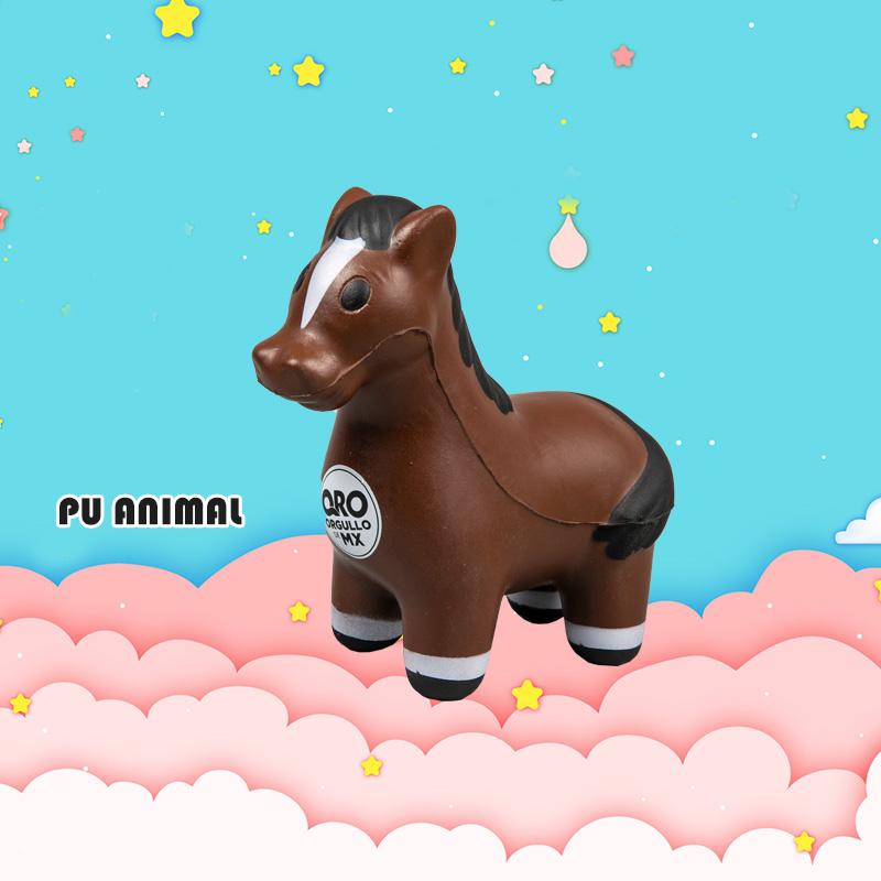 PU 动物玩具-马系列