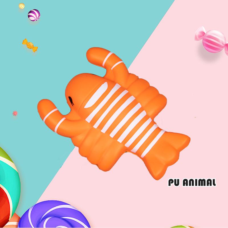 PU 动物玩具-鱼系列