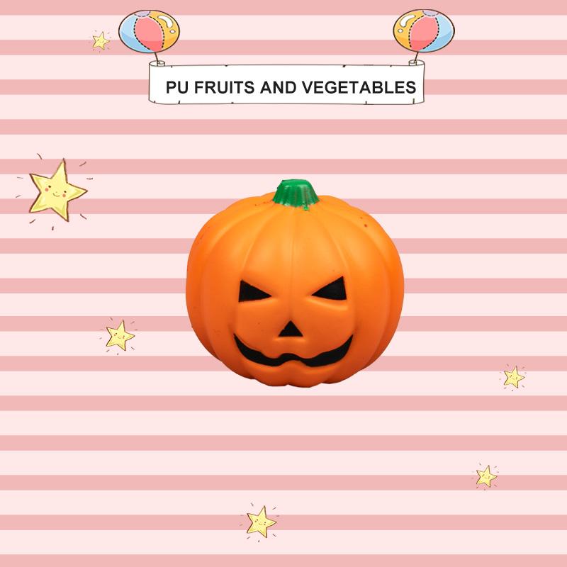 PU 水果和蔬菜-南瓜灯笼