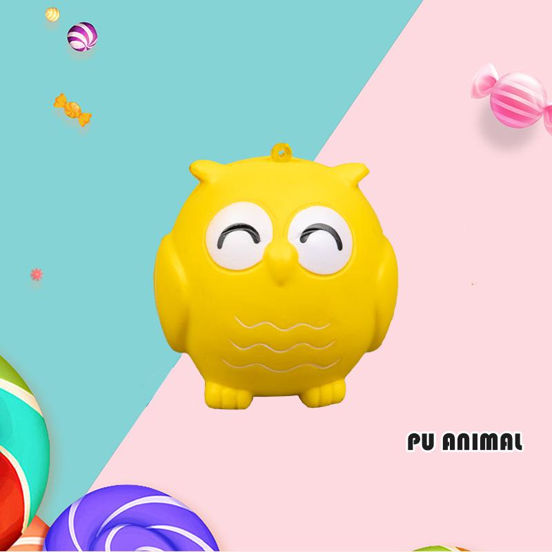 PU 动物玩具-鸟
