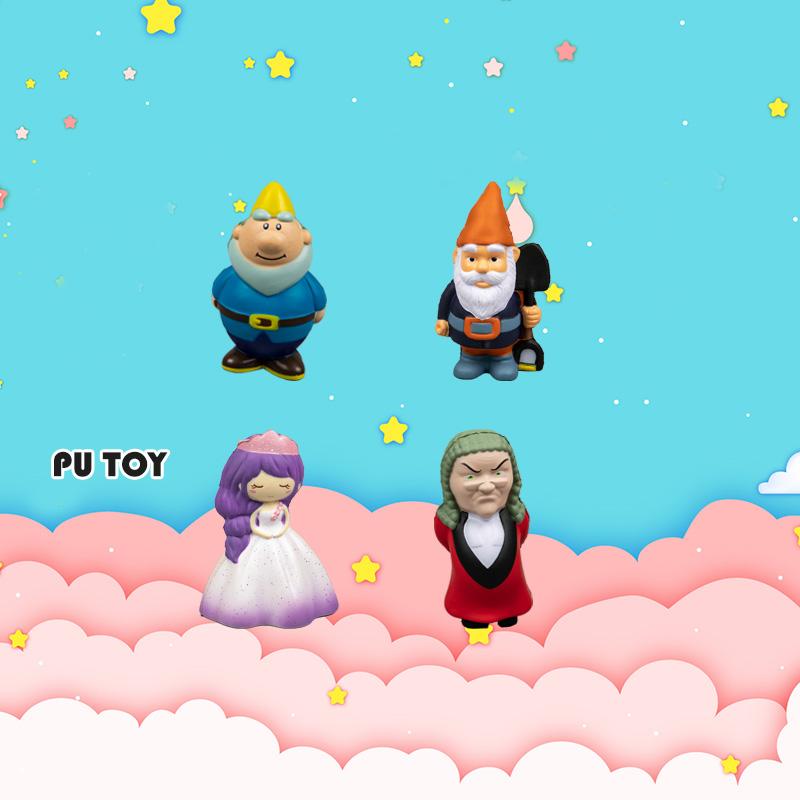 PU 顶级系列-卡通人物系列