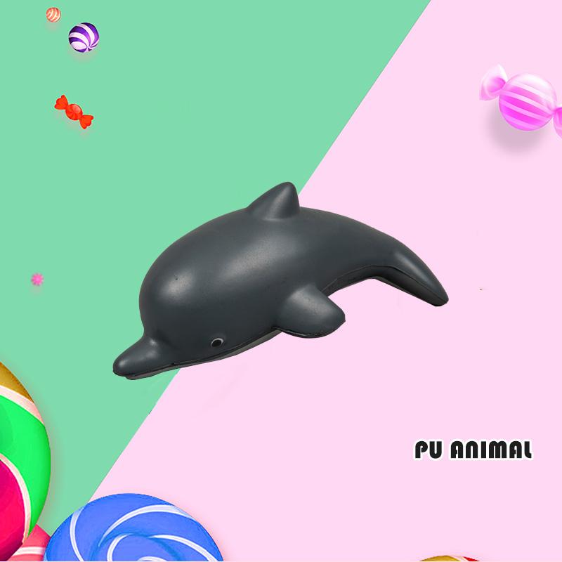 PU 动物玩具-鲸鱼