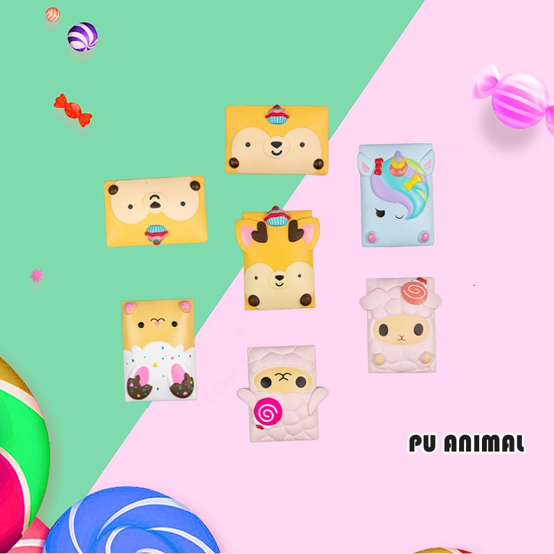 PU 动物玩具-卡系列