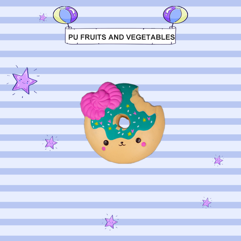 PU 水果和蔬菜-甜甜圈系列