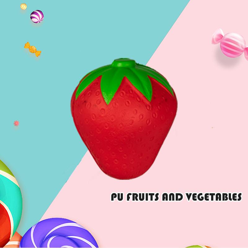 PU 水果和蔬菜-草莓
