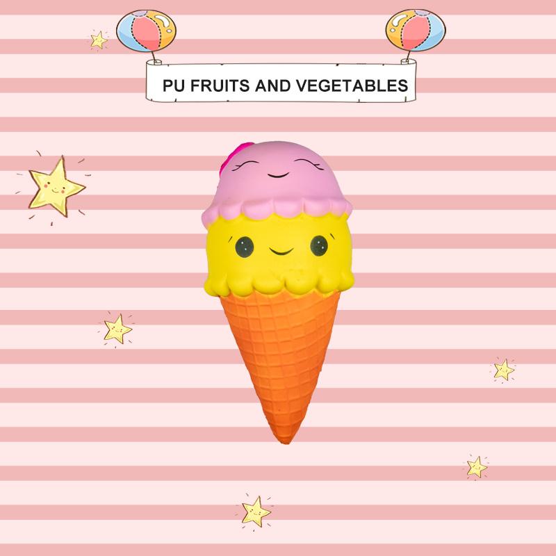 PU 水果和蔬菜-冰淇淋系列
