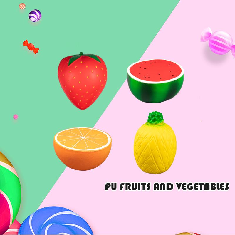 PU 水果和蔬菜水果-集合