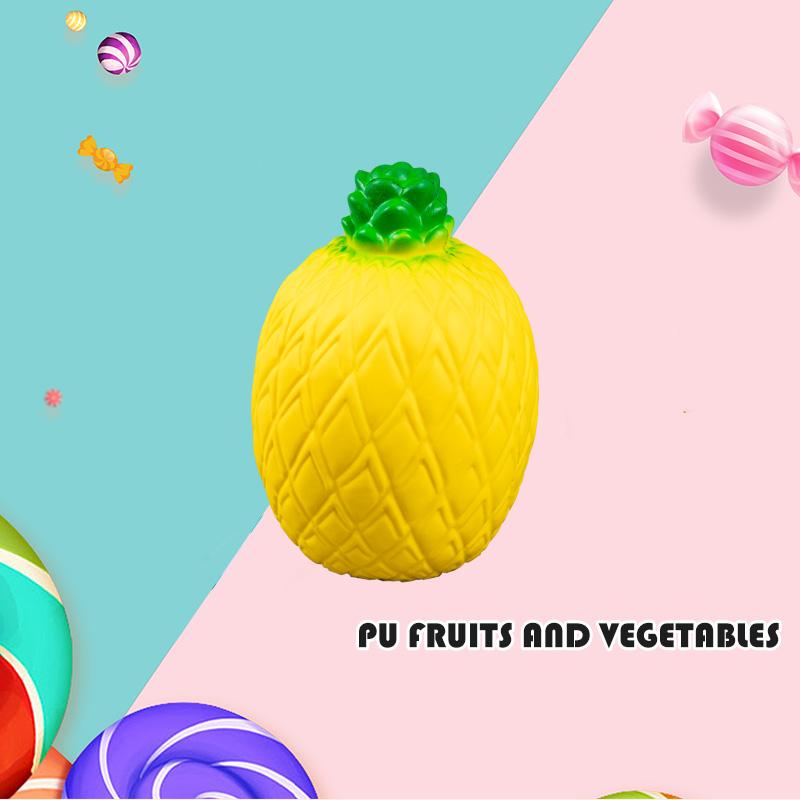 PU 水果和蔬菜-菠萝